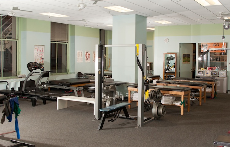 Ultrahealth, a spacious, modern physical therapy clinic